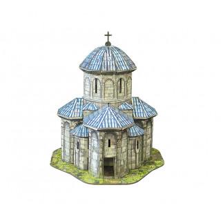 Церковь Кветера. Масштаб 1/87