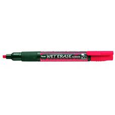 Маркер меловой  Pentel WET ERASE Marker, красный