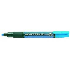 Маркер меловой  Pentel WET ERASE Marker, синий