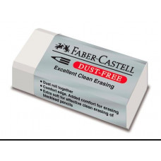 """Ластик Faber-Castell """"Dust-Free""""."""
