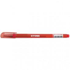 """Ручка гелевая Erich Krause """"G Tone"""", красная, 0.5мм."""