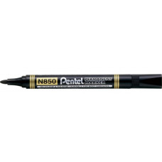 """Маркер перманентный Pentel """"N850"""", цвет чёрный."""