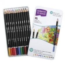 """Набор цветных карандашей Derwent """"Academy"""", 12 цв."""