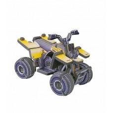 Игровой набор из изолона: Квадроцикл.