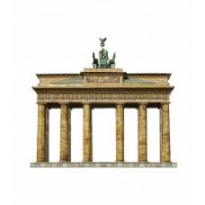 """Сборная модель из картона """"Бранденбургские ворота"""" (Берлин)."""