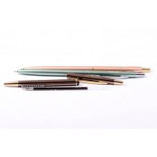 """Автоматическая шариковая ручка Ohto """"Slim Line"""" (светло-зеленый корпус)"""