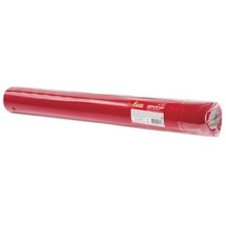 Цветной фетр для творчества в рулоне 500х700 мм, BRAUBERG/ОСТРОВ СОКРОВИЩ, толщина 2 мм, красный,