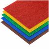 Цветная пористая резина (пенка EVA) Мульти-Пульти, А4, 5л., 5цв., 2мм,с блестками, ассорти